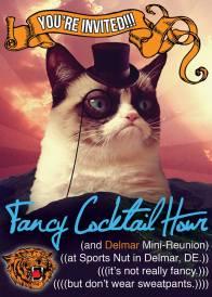 Delmar Mini Reunion Invite