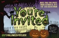 Halloween at USG