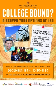 USG Recruitment