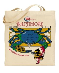 K&L Microwave Tote Bag IEEE MTT-S 2011 Baltimore