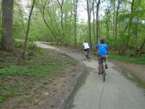 rock creek trail