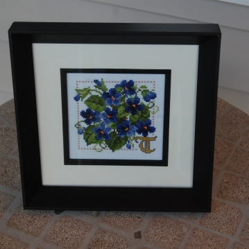 Monogrammed-Violets-Cross-Stitch