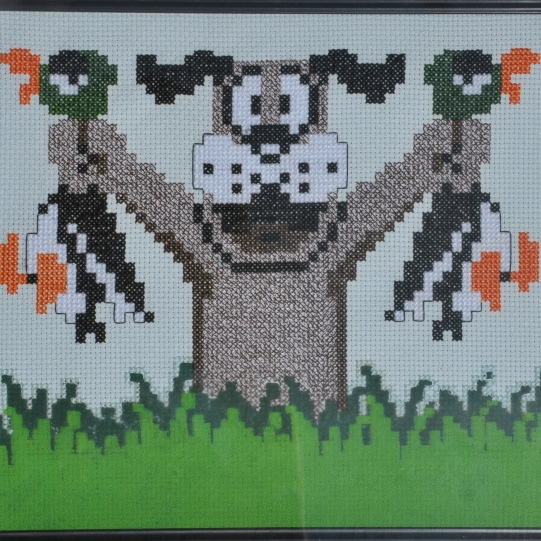 Duck-Hunt-Cross-Stitch