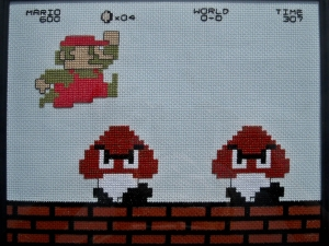 mario-cross-stitch