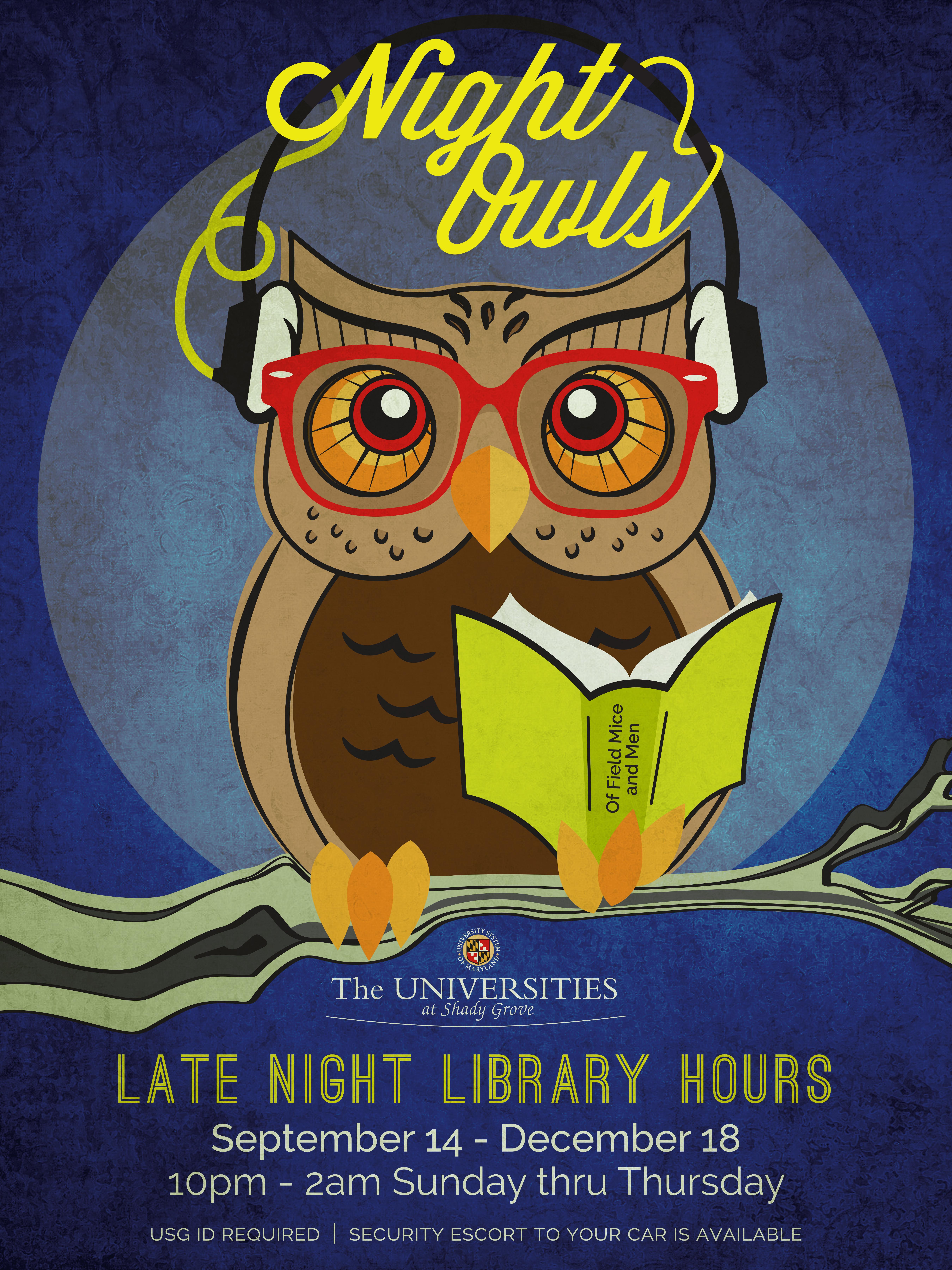 Nightly owl escort