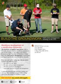 Build the Groundwork Postcard