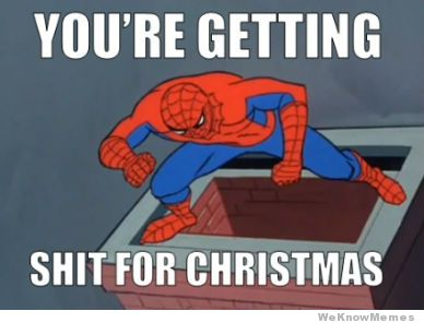 60s-spiderman-youre-getting-shit-for-christmas