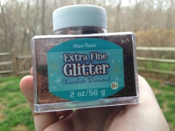 Don't waste $8 on Martha Stewart glitter. Glitter is glitter.