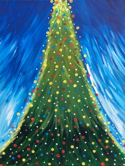 randie-christmas-tree-acrylic