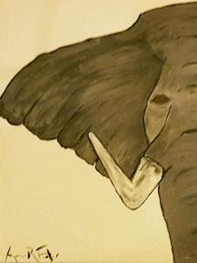 randie-elephant-painting